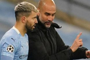 Jelang Man City vs Aston Villa: Guardiola Rindu Aguero