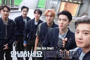 EXO Comeback dengan Rilis Album Spesial, Don't Fight the Feeling